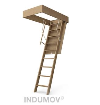Escalera Plegable Para Altillo