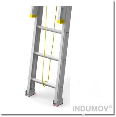 Escalera Extensible En Aluminio