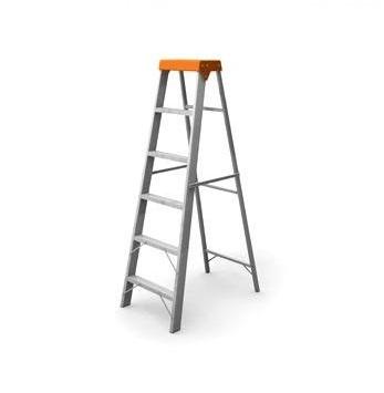 Escalera Tijera aluminio