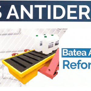 Batea Plastica antiderrames