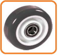 ruedas de poliuretano