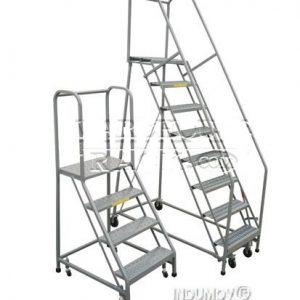 Escaleras Rodantes Cotterman Para Almacen